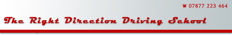 The Right Direction Driving school www.trddrivingschool.co.uk London